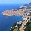 Stock Photo: Dubrovnik riviera