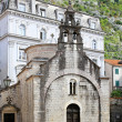 Stock Photo: Kotor church