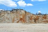 Taş ocağı — Stok fotoğraf