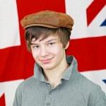 British boy — Stock Photo
