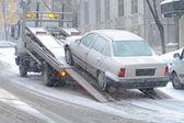 Car breakdown — Stock Photo