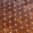 Stock Photo: Rhomb tiles