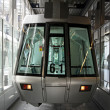 Silver skytrain — Stock Photo #8233779