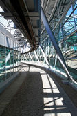 Skytrain track — Stock Photo