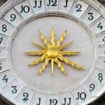 Sun dial — Stock Photo