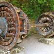 Water turbine — Stock Photo #8500046