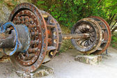Water turbine — Stock Photo