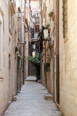 Dubrovnik street — Stock Photo