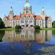 Town hall Hannover — Stock Photo #8669287