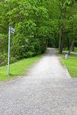 Sentier pédestre — Photo