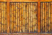 Bamboo wall — Foto Stock