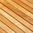 Stock Photo: Diagonal wood