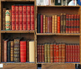 Books vintage — Foto Stock