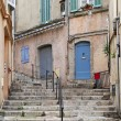Stock Photo: Old Cannes street