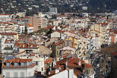 Cannes rooftops — Stock Photo