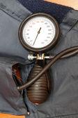 Blood pressure monitor — Stock Photo