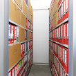 Office archive — Stock Photo #8948844