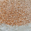 Construction gravel - Foto Stock