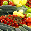 Organic vegetables — Stock Photo #9633528