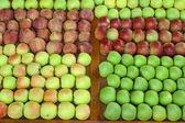 Apples market — Stock Photo