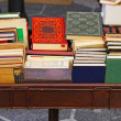 Books market — Stock Photo