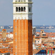 Venice tower - Stock Photo