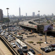Royalty-Free Stock Photo: Cairo flyover
