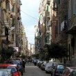 Alexandria streets — Stock Photo