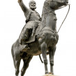 Ibrahim Pasha statue - Stock Photo