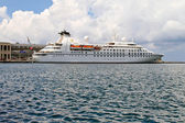 Seabourn Spirit — Stock Photo
