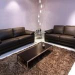 Living room furniture — Stock Photo