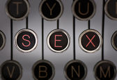 Vintage Sex — Stock Photo