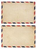 ビンテージ航空郵便封筒 — ストック写真