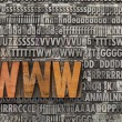 Stock Photo: Www - world wide web