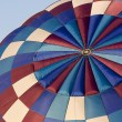 Hot air balloon abstract — Stock Photo
