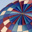 Royalty-Free Stock Photo: Hot air balloon abstract