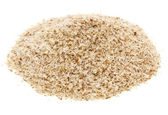 Psyllium seed husks — Stock Photo