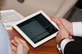 Apple iPad2 — Stock Photo