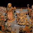 Christmas Nativity Scene — Stock Photo #8261738