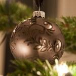 Bola de Natal — Foto Stock