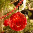 Christmas balls — Stock Photo #8392784