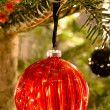Christmas balls — Stock Photo #8392888
