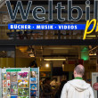 Weltbild store in Munich — Stock Photo