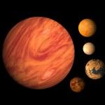 Planet Jupiter — Stock Photo #7977432
