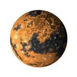 Jupiter moon ganymede — Stock Photo #7977923