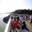 Stock Photo: Auckland Round the Bays 8 km Fun Walk 2011