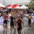 Ironman Philippines marathon run race — Lizenzfreies Foto