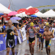 Ironman Philippines marathon run race — Stockfoto