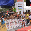 Ironman Philippines winner Pete Jacobs - Stock Photo