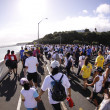 Auckland Round the Bays Fun Run 2010 — Stock Photo